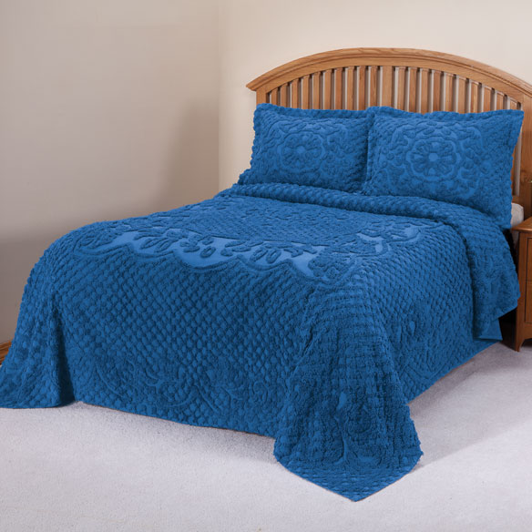 The Martha Chenille Bedding