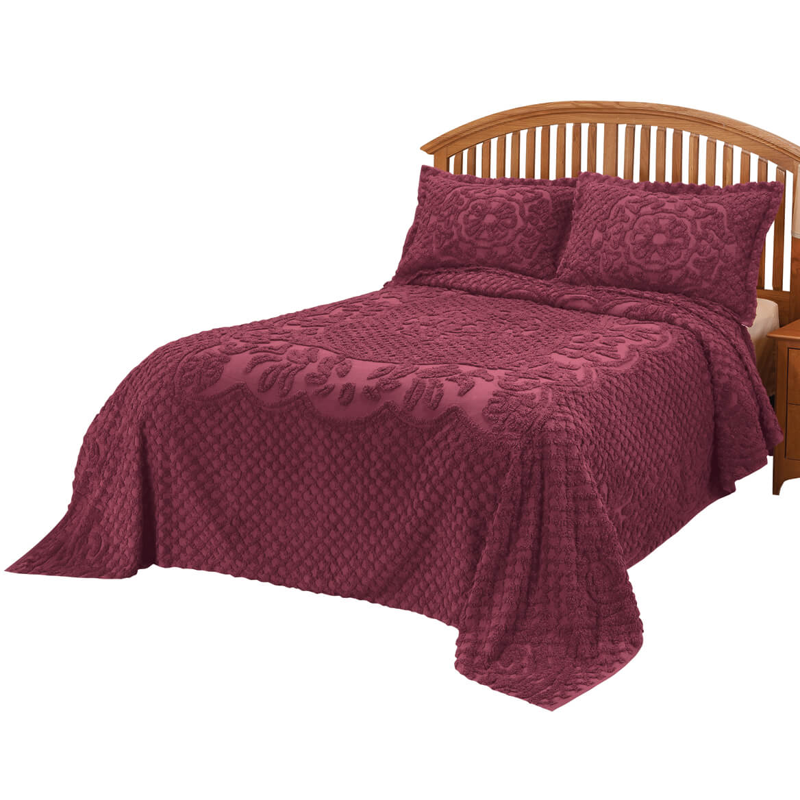 The Martha Chenille Bedding by OakRidge™
