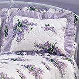 View All Bedding & Pillows - Lilac Pillow Sham