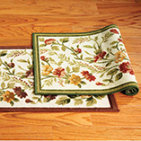 Rugs & Mats - Floral Tapestry Rug