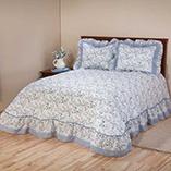 Decorative Bedding - Melissa Floral Bedding