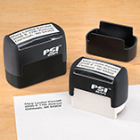 Address Labels & Seals - Personalized Self Inking Stamper