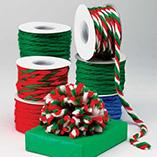 Wrapping & Gift Giving - Yarn Ties