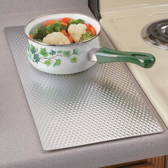 Non Slip Counter Mat Non Slip Kitchen Mat Miles Kimball