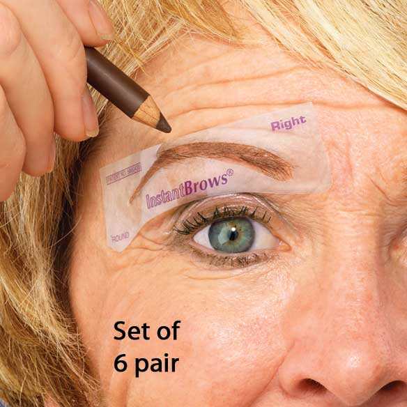 Brow Shaping Stencil