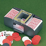 Puzzles, Games & Playing Cards - Automatic Card Shuffler