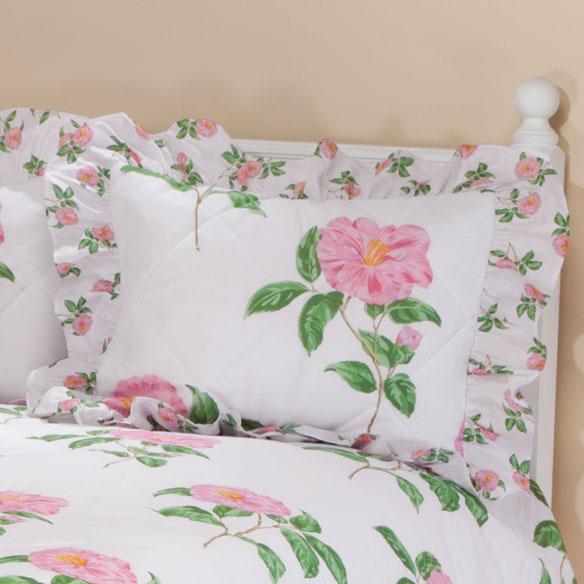 Camellia Sham