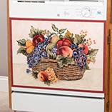 Kitchen - Antique Fruit Dishwasher Magnet