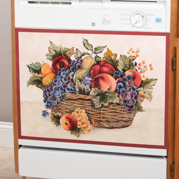 Antique Fruit Dishwasher Magnet