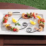 Patio & Grill - Circular Skewers Set of 4