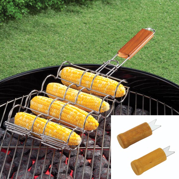 Corn Griller - View 1
