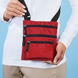 Handbags, Wallets & Travel - Nylon Crossbody Bag