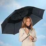 Handbags, Wallets & Travel - Windproof Umbrella