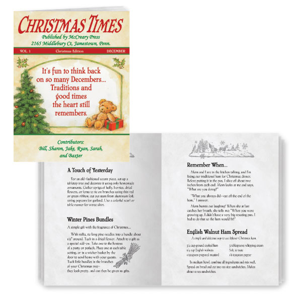 Christmas Times Set of 20