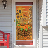 Thanksgiving - Fall Door Cover
