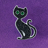 View All Jewelry & Keychains - Black Cat Tac Pin