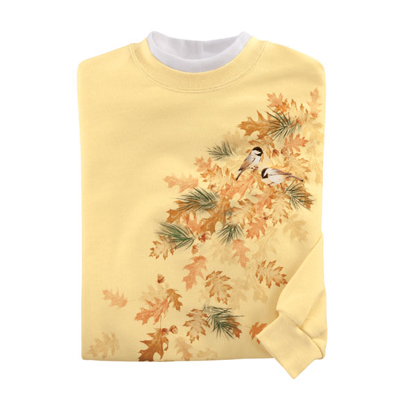 Autumn Shelter Sweatshirt