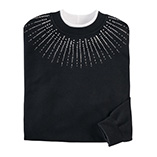 View All Sweatshirts & T-Shirts - Sunburst Yoke Sweatshirt