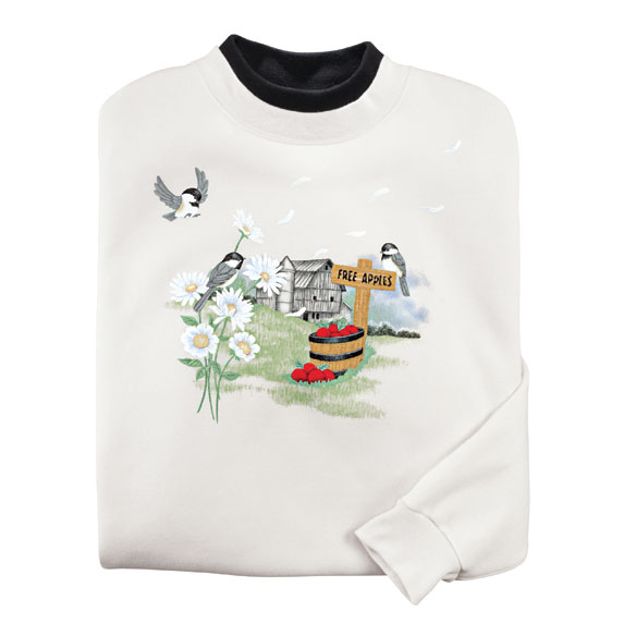 Apple Harvest Sweatshirt