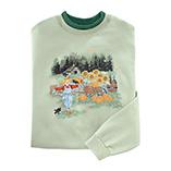 View All Sweatshirts & T-Shirts - Scarecrow Harvest Sweatshirt