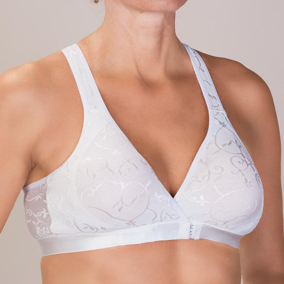 Multi Hook Front Close Bra