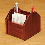 Home Office - Rotary Desktop Organizer
