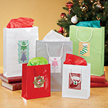 Wrapping & Gift Giving - Handmade Gift Bag