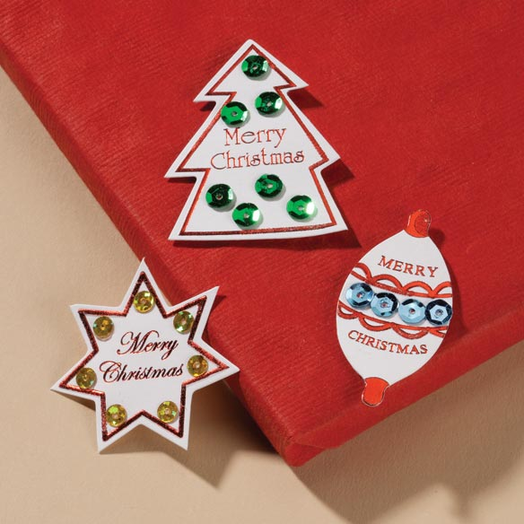 Handmade Gift Stickers