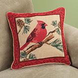 Home Décor - Cardinal Pillow Cover