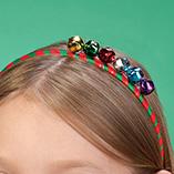 Accessories - Christmas Jingle Bell Headband