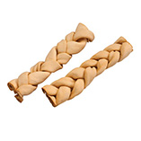 "Pet Toys & Supplies - 8"" Fortified Rawhide Sticks"