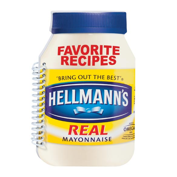 Hellman's Shaped Cookbook