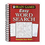 Games & Puzzles - Easy Word Search