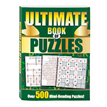 Games & Puzzles - Ultimate Book of Puzzles
