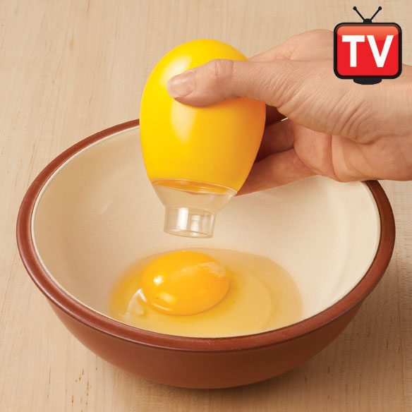 Yolk Vac - Egg Yolk Separator - View 1