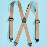 Dickies & Fashion Accessories - Airport Security Suspenders