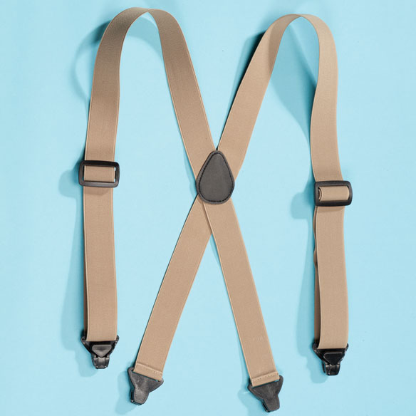 Airport Security Suspenders