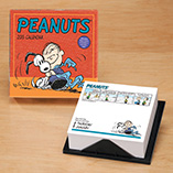 Table Calendars - Peanuts 365 Day Calendar