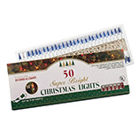 Home Décor - Holiday Lights - 50 Count