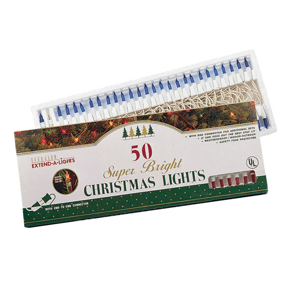 Holiday Lights 50 Count