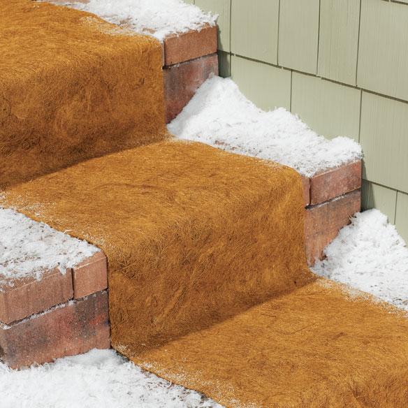 No Slip Ice Carpet Safety Outdoor Mileskimball