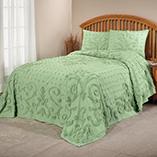 Decorative Bedding - The Elizabeth Chenille Bedding