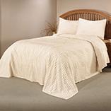Decorative Bedding - The Hannah Chenille Bedding