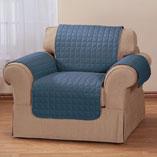 Cushions, Curtains & Throws - Microfiber Chair Protector by OakRidge Comforts™
