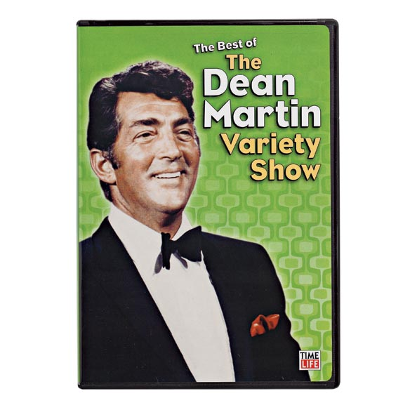 Dean Martin Variety Show-2 DVD Set