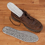 Foot Care - Heat Reflecting Insoles