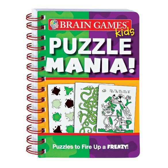 Mini Brain Games™ For Kids Puzzle Mania