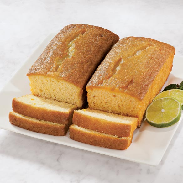 Key Lime Liqueur Cake