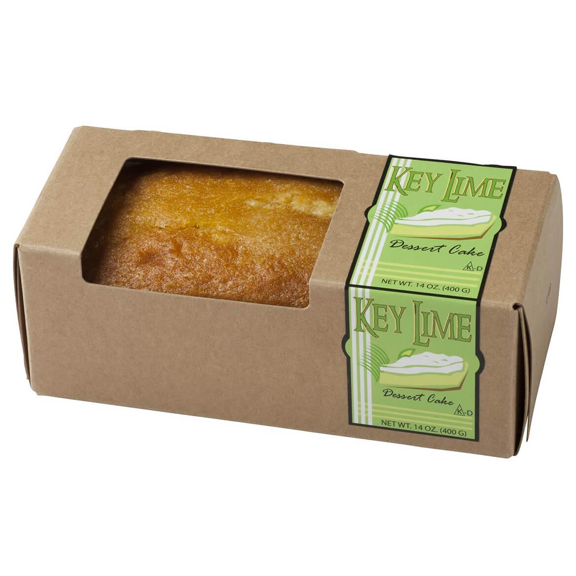 Key Lime Liqueur Cake