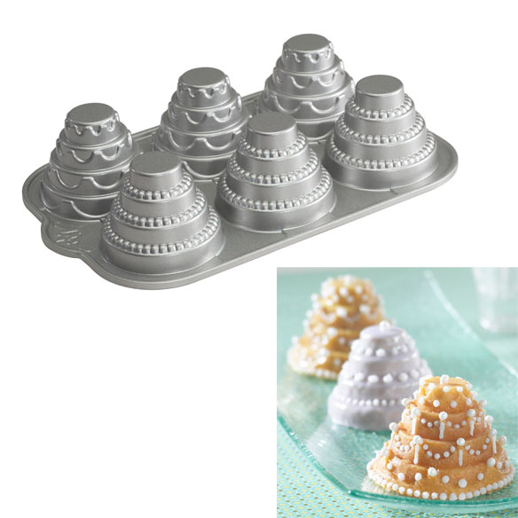 Nordic Ware® Mini Tiered Cakelet Pan